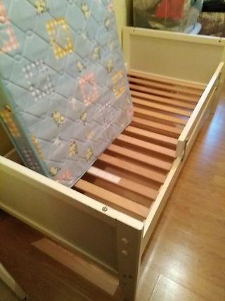 cama para niñ@s