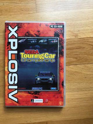 Juego PC Sega Touring Car