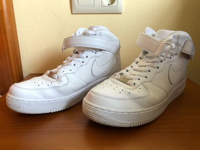 reputable site 131c1 5a15a Nike Air Force One High ...
