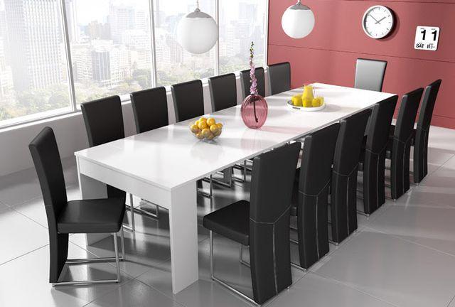 Consola / mesa extensible para salón / comedor de segunda mano por ...