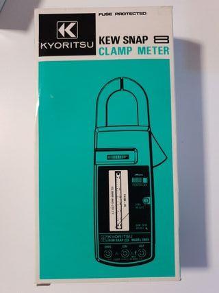 Pinza ampermetrica kyoritsu 2805