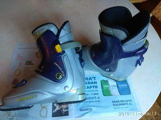 botas de esquí para hombre