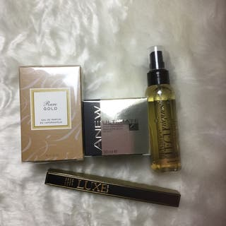 Lote Luxe Avon