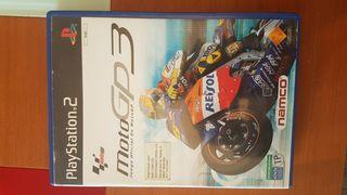 moto GP 3 original PS 2