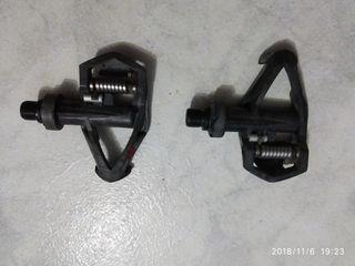 pedales de carbono