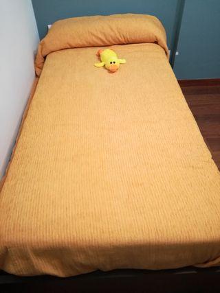 edredon cama