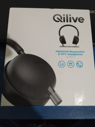 Auriculares inalámbricos Bluetooth y NFC Q1007