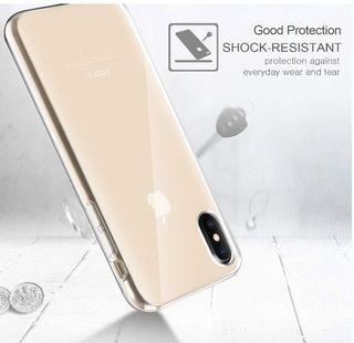 Funda + Cristal para iPhone Xs Max