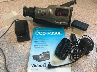 Vídeo Cámara Sony 8 mm.