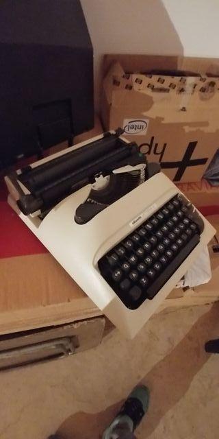 3 Máquinas de escribir