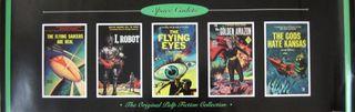 Cartel Pulp Fiction cómic