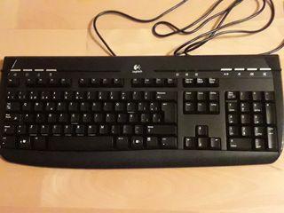 Teclado ordenador Logitech