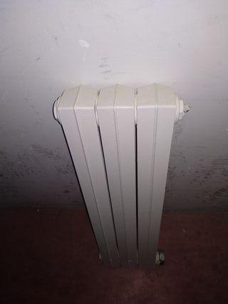 Radiador de hierro fundido
