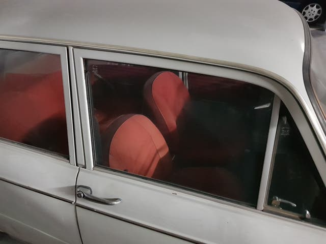 SEAT seat 850 1970