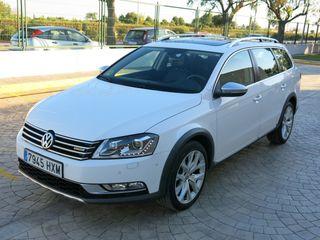 Volkswagen Passat Alltrack 2014