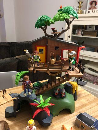 Playmobil Casa del Árbol