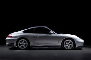 PORSCHE 911 CARRERA 4S (996) 320 CV