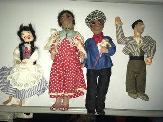 Muñecos tipo Roldan