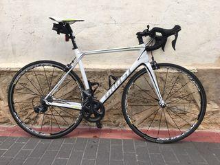 Bici Carretera Carbono en Ultegra 11v. 6,9Kg