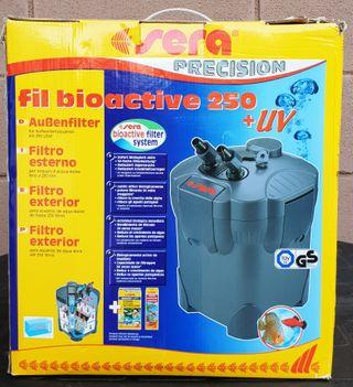 SERA FIL BIOACTIVE 250 + UV (NUEVO)