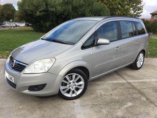 IMPECABLE!!!!!!! Opel Zafira cdti 120cv 2009