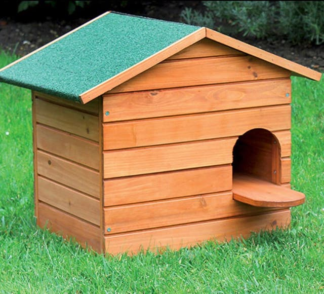 Casa De Madera Para Conejos Patos Pollitos De Segunda Mano Por 40