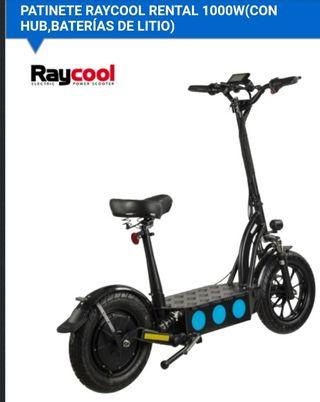 patiene electrico raycool 1000w