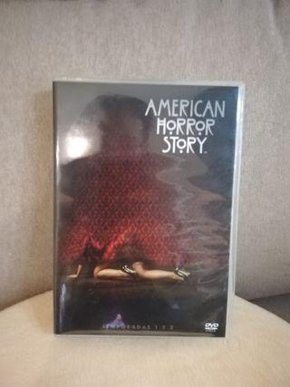"""1a y 2a temporadas de """"American Horror History"""""""