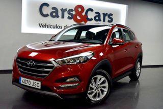 Hyundai Tucson 1.7CRDI BD Klass 4x2