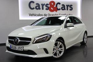 Mercedes Clase A -BENZ A 180d