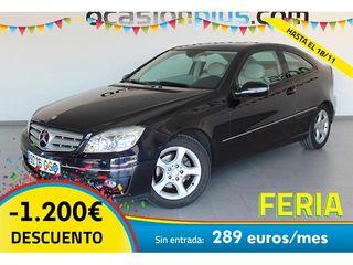 Mercedes-Benz Clase CLC 220 CDI 110 kW (150 CV)