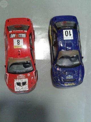 Scalextric Rallye Australia