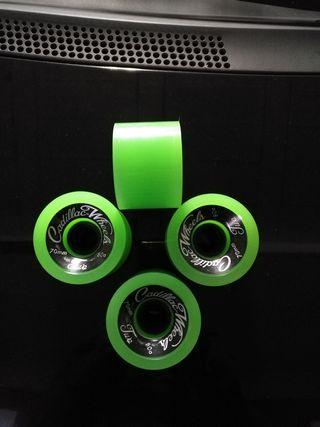 Ruedas longboard Cadilllac wheels