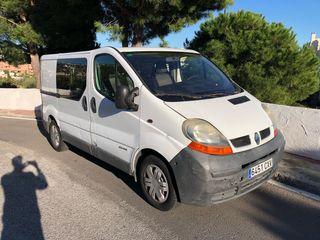 Renault Trafic 2004 camper