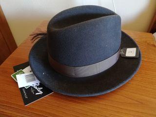 Sombrero Fedora hombre NUEVO
