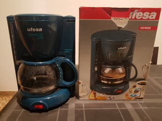Cafetera por goteo UFESA nueva