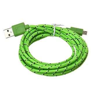 Cable Android USB verde