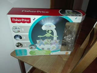 Movil ositos voladores fisher-price