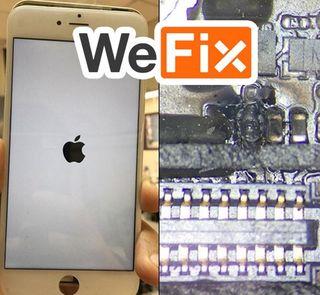 Reparar Placa Base iPhone