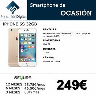 iPhone 6s 32gb !!! Con garantia