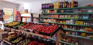 Traspaso tienda de alimentacion y frutería
