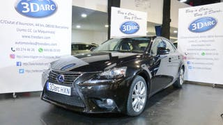 LEXUS IS 300 HYBRID EXECUTIVE TECHNO