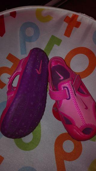 zapatillas nike niña 23