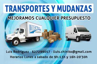 Mudanzas Transportes