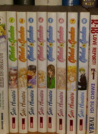manga global garden