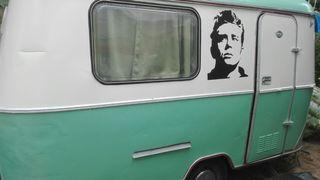 Caravana ERIBA pan familia 1974