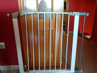 valla para escaleras