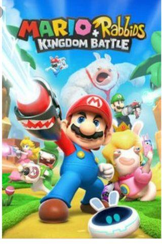 Mario + Rabbids para Nintendo switch