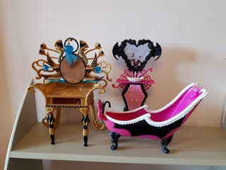Lote monster high.