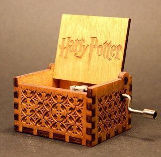 Caja de musica HARRY POTTER
